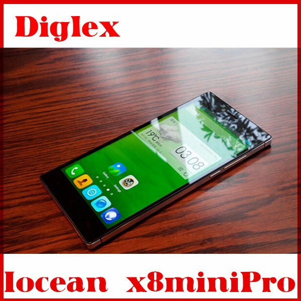 New Product Iocean X8 mini Pro 2GB Ram 32GB Rom mtk6592 Octa core iocean phone