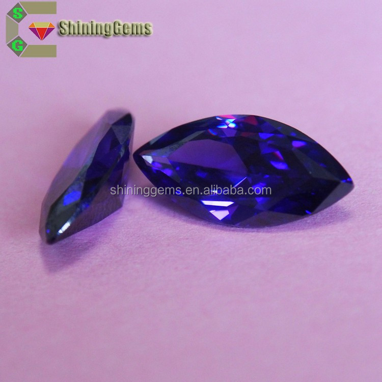Mystic Topaz Ideal Perfection Marquise Cut Gemstones Facet Cubic Zirconia (ShiningGems)