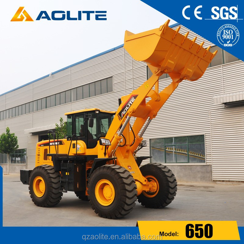 china 5T rc wheel loader for sale CE approved