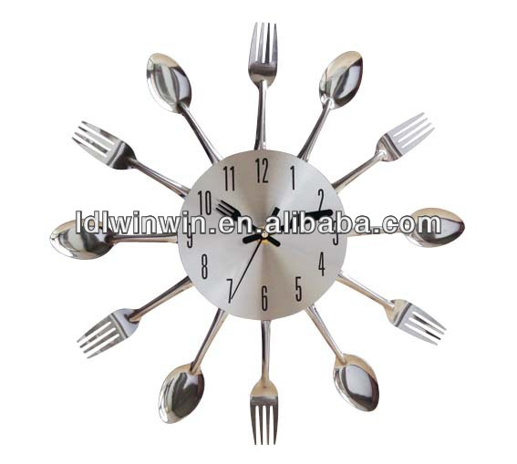 knife and fork wall clock(WW-999)