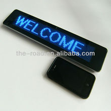 Premier League Table Led Display Screen