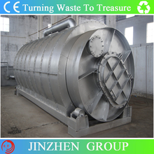 Waste Tyre Pyrolysis Machinary Recycle to 50% Waste Tire Oil