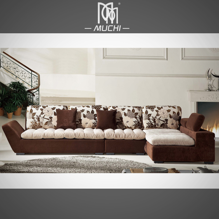 Best Price High Density Easy Care Corner Single Couch