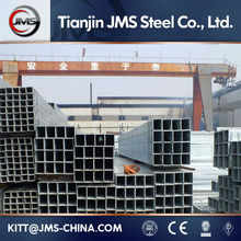 Big size thick wall square hollow section steel pipe 50*50 made in China