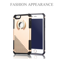 Newest Hot Selling Fashion PC+TPU Cell Phone Case Wholesale Shockproof Phone Case for iPhone 6/6 Plus