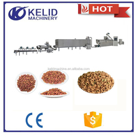 CE certification automatic extruder for pet food