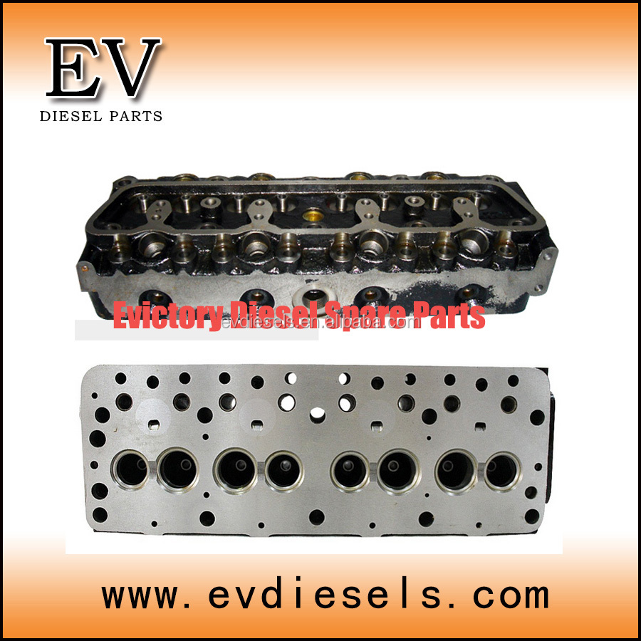 Head, cylinder H20 H15 H25 cylinder head - excavator engine parts