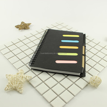 hardcover journal planner kraft notebook with pen