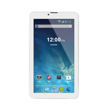 3G android tablet 7.0 inch dual core cpu gps bt fm dual sim full active simultaneously