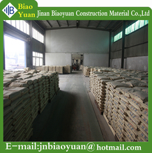 Non shrink, non metallic cement based grout for grouting and fixing machinery