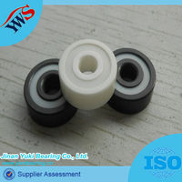 full ceramic bearing of full complement balls 1623 ceramic bearing