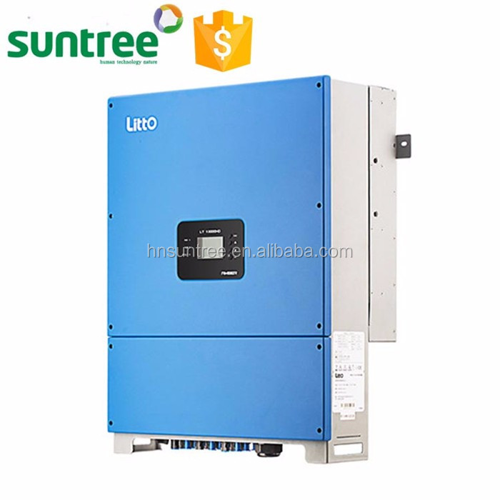 SUNTREE industrial promotional 17.5KG 70-500V 25.0A power inverters 5kw