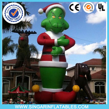 outdoor inflatable christmas grinch for sale,christmas inflatables