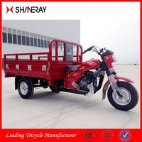 2015 New Products China Supplier Petrol Agricultural Cargo Tricycle Price