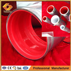 Best price, Steel plastic composite pipe, for hot and cold water manufactured in China