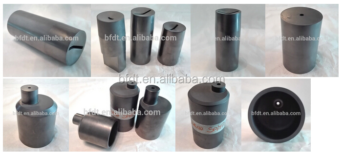 Vacuum Evaporation Coating Industry Graphite Crucible