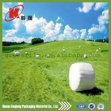 Grass Bale Silage Plastic Stretch Wrap Film Export To New Zealand