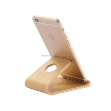 New gadgets cell phone displays wood phone stand phone holder