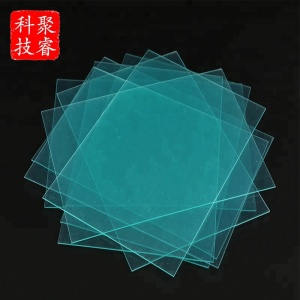 Clear flame retardant 0.8mm pc sheet