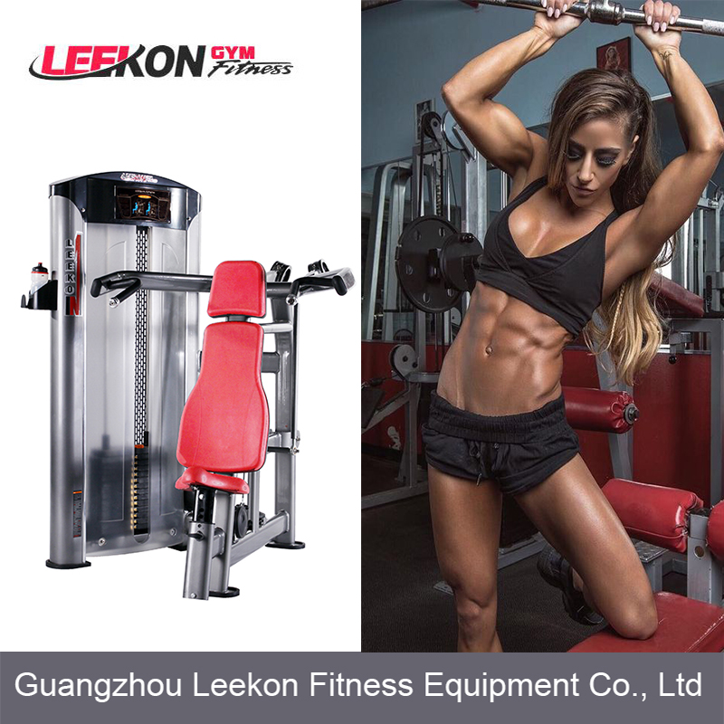 Leekon LK-9004-13 professional gym equipment shoulder press machine for Man and Woman who want to be fit