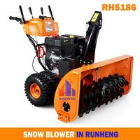 Two Stage Snow Thrower 15HP 102CM Working Width