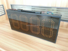 LED football substitube board /Outdoor Advertising led display board/led screen