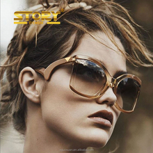 STORY FDY97399 ladies sunglasses oversized design women fashion