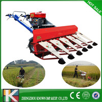 sales promotion for high speed wheat cutter mini harvester