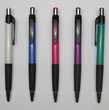 Cheap Price Logo Printed Plastic Promotion Pen