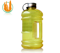 2200ml plastic sports water bottle for outdoor activities
