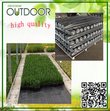 High quality black plastic ground cover roll