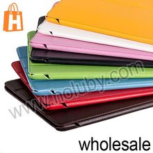 For iPad Air Case,HOCO Duke Series Folding Stand Genuine Leather Case Cover for iPad 5