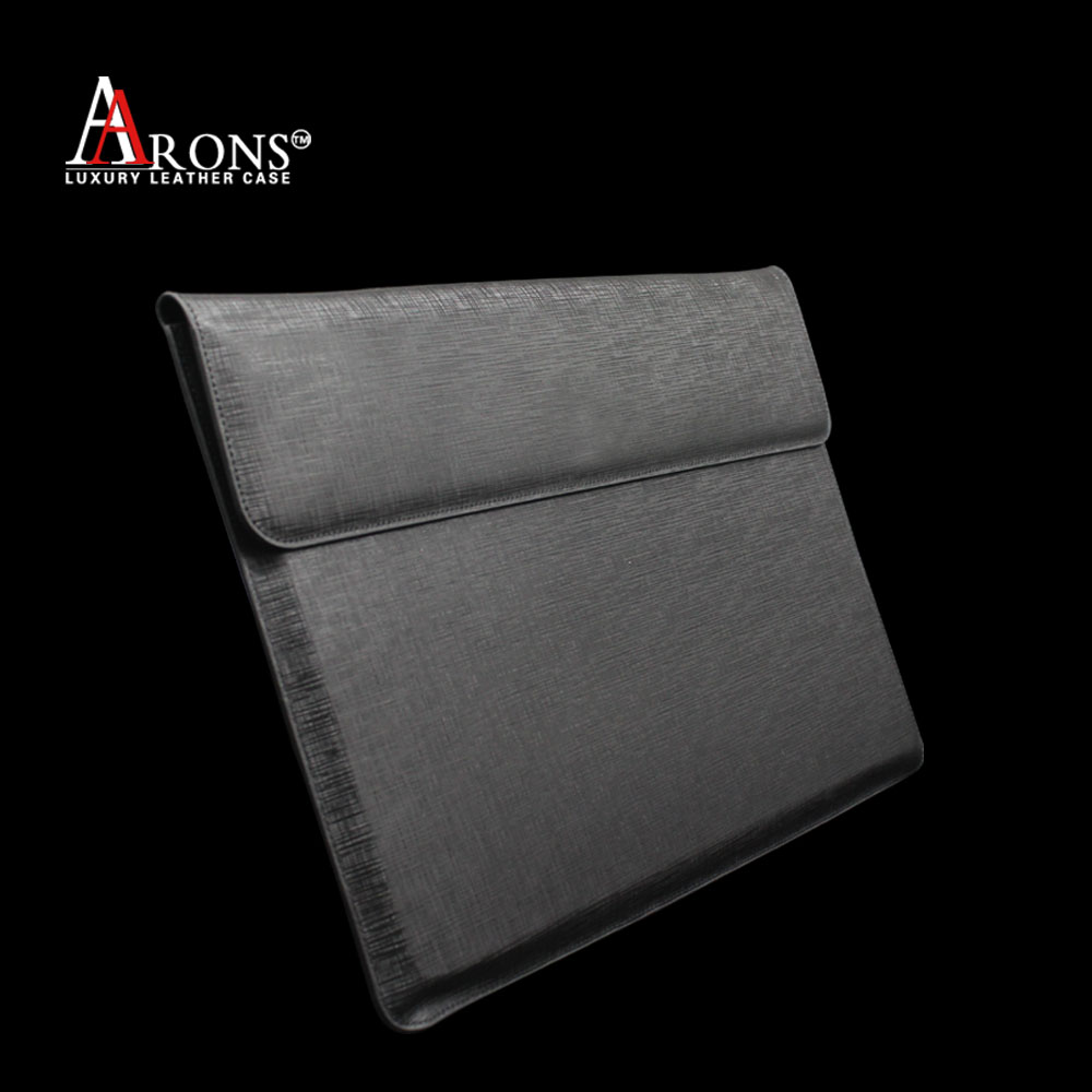 High quality genuine leather tablet bag cover case for ipad pro