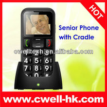 Torch light dual sim card mobile phone from Cwell
