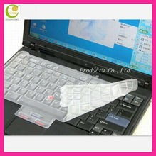 silicone dustproof/waterpeoof laptop keyboard skin for dell laptop keyboard cover