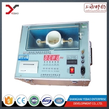 High Efficient digital Transformer Oil tester with printer