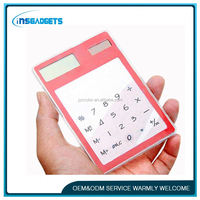 function tables calculator , T0C015 solar promotional calculators , solar silicon calculator
