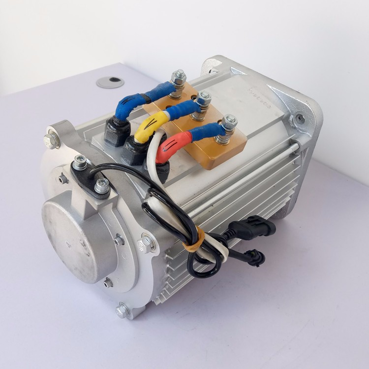 96v 10kw ev electric car AC motor