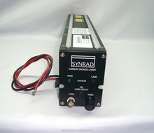 Synrad Co2 Laser Tube 25w Recharge and Repair