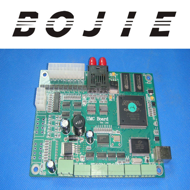 Formatter board lotus inkjet printer spectra polaris printhead main board