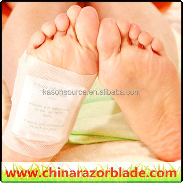 golden detox Foot Patch, detox foot patches ThaiLand (desintoxicacion pie parche)