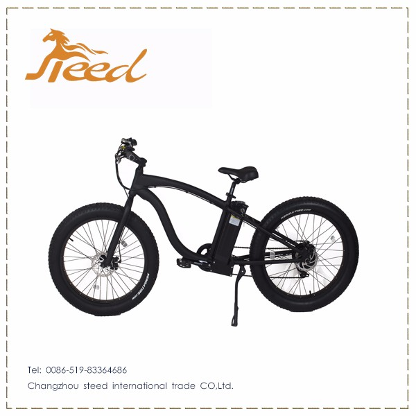 500w covered pegasus electric bicycle bike with fat tire