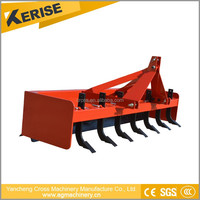 1800mm width 6 rippers Box grade/scaper blade for 30-40HP tractor