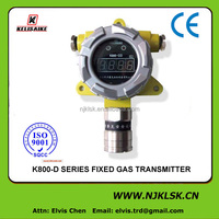 K800 toxic gas leak detection H2S gas detector