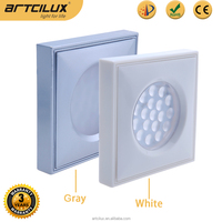 12V 1W SMD dimmable bathroom cabinet lamp Surfaced mounted