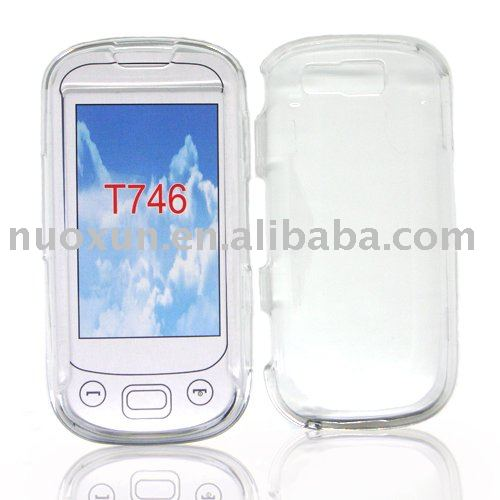 Crystal case for Sony Ericsson T746