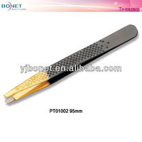 PT01002 Eyelash Extension Eyebrow Tweezers