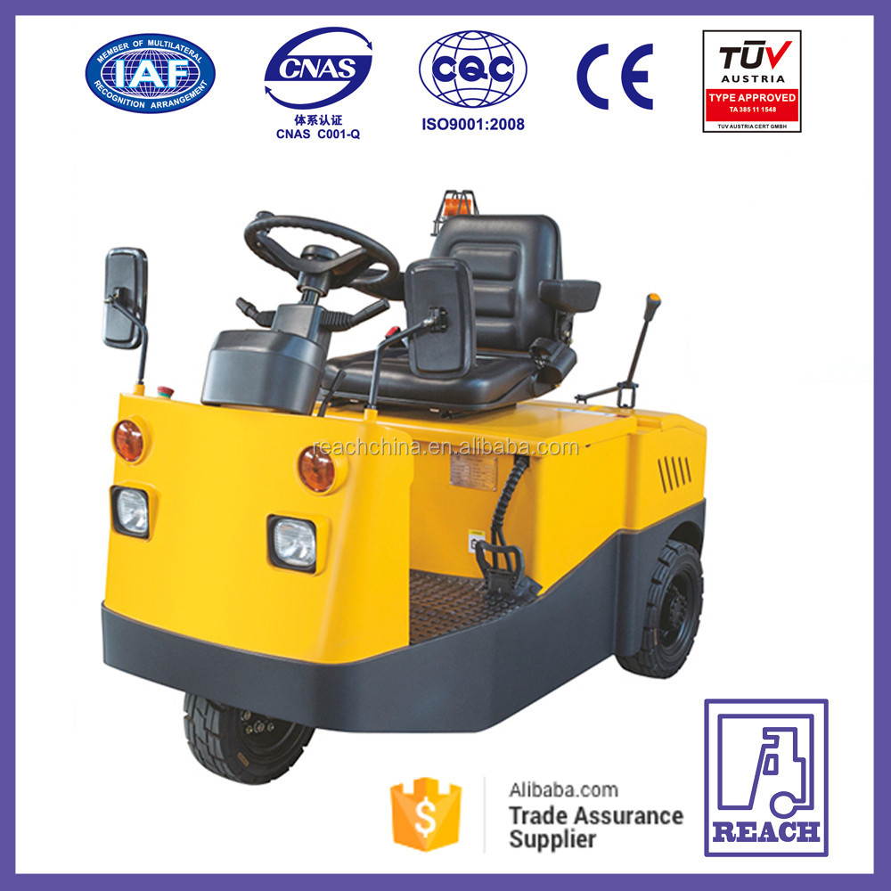 Customized aircraft tow tractor rotator tow truck for sale