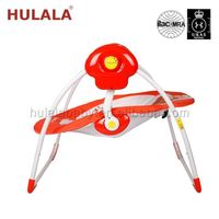 mass manufacture electric children baby swing product with high quality