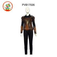 New Design Women Knightly Pauldrons Shoulder Body leather armor Cosplay